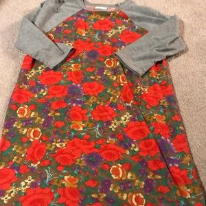 LuLaRoe dress shirt size 14